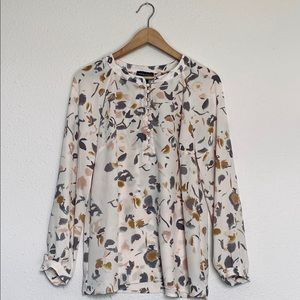 Cynthia Rowley Long Sleeve Shirt